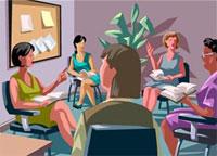 Social fobi, rädd prata inför grupp, självhjälp