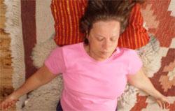 stresshantering, Barbro Bronsberg, trauma releasing excercises