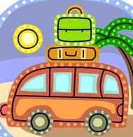 Indien-buss-semester-äventyr